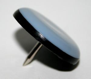 PTFE Möbelgleiter mit Nagel klein