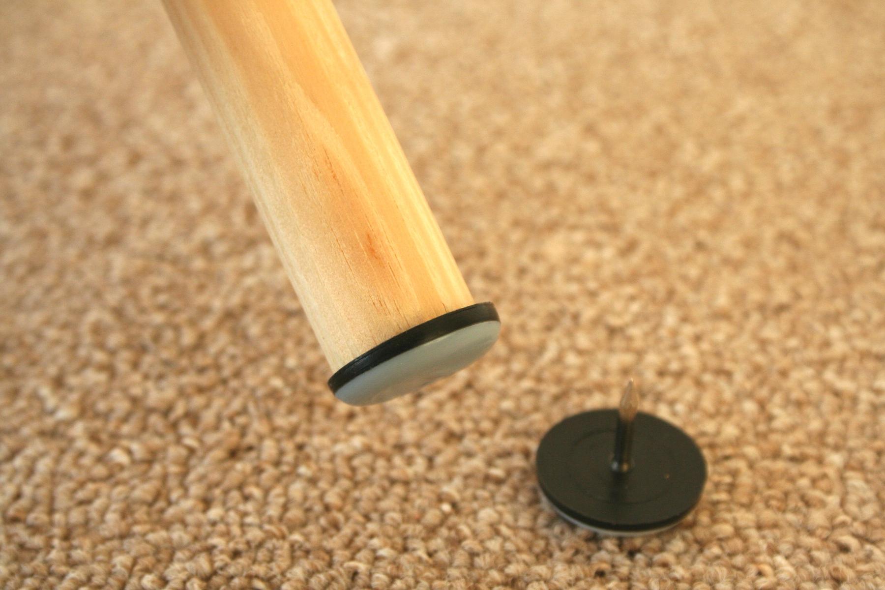 Trennwand Einziehen Ohne Fußboden Parkett Zu Beschädigen ~ Möbelgleiter allgemein archives gleitblog
