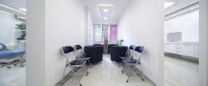 Arztpraxis Wartezimmer