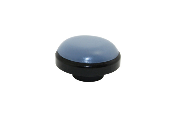 Kantrohrgleiter mit Teflon-Gleitschicht 20 mm L7,5