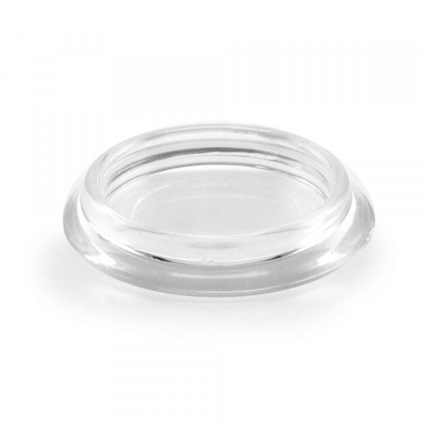 Möbeluntersetzer transparent 60 mm