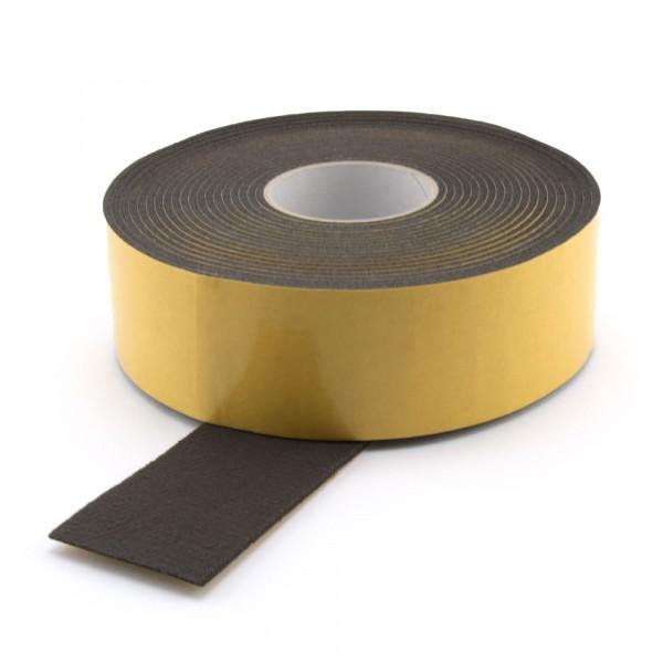 Filzband selbstklebend dunkel 70 mm