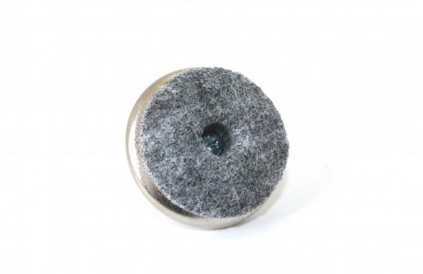 Filzgleiter zum Schrauben Ø 18 mm