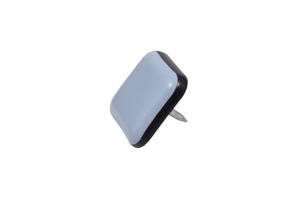 PTFE Möbelgleiter mit Nagel 24 x 24 mm
