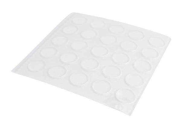 Elastikpuffer 8 mm x 1,6 mm rund