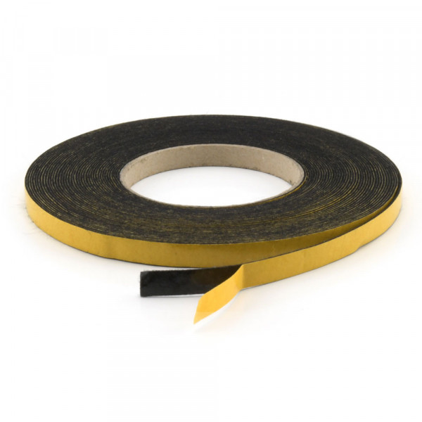 Filzband 1 mm selbstklebend 15 mm