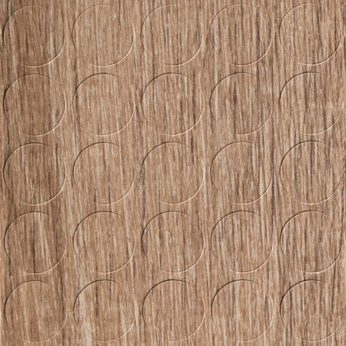 Abdeckkappen Rockford Naturnussbaum 14 mm