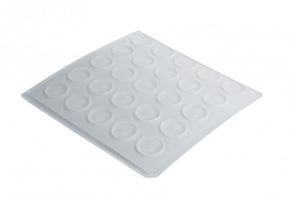 Elastikpuffer 7 mm x 1,5 mm rund