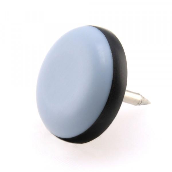 PTFE Möbelgleiter mit Nagel 19 mm